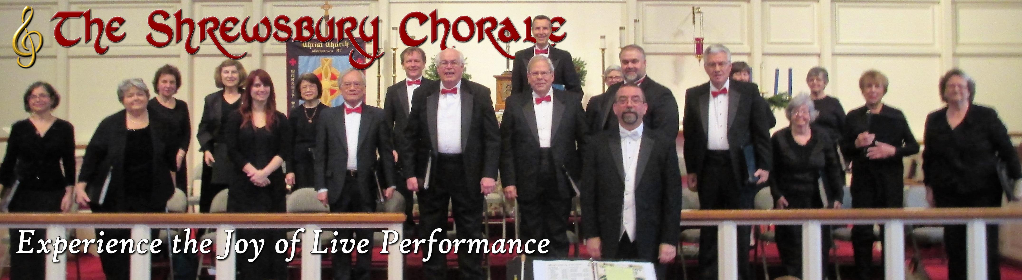 Shrewsbury Chorale