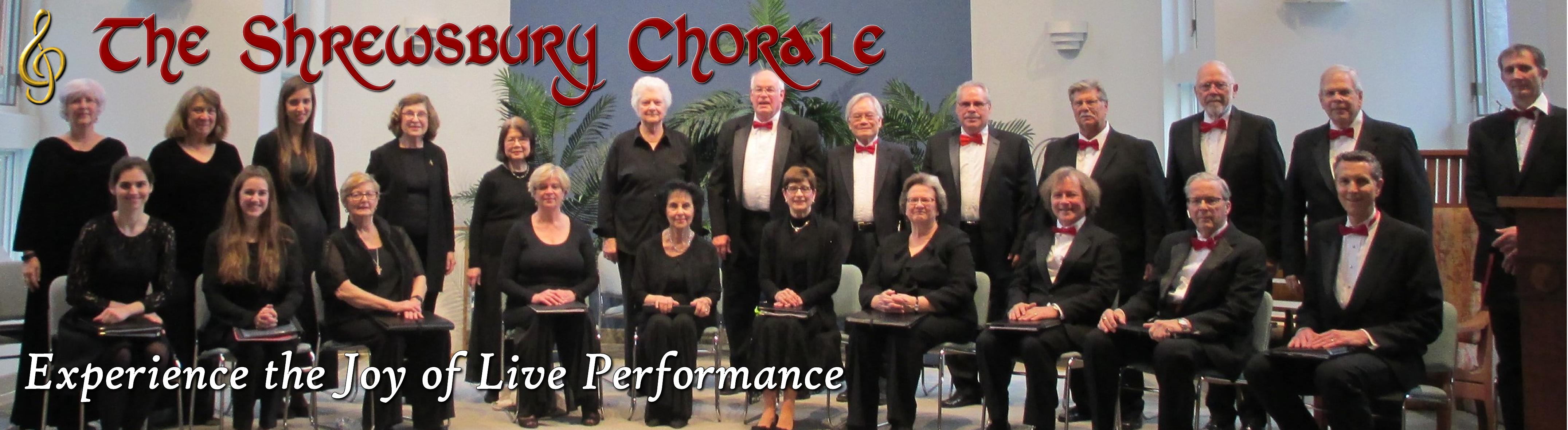 The Shrewsbury Chorale